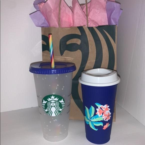 Starbucks Pride Confetti Cup